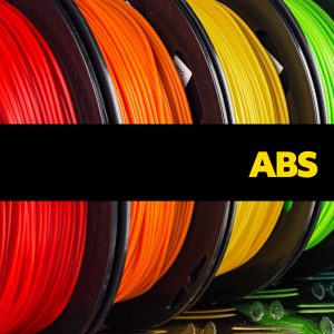 ABS filament article cover